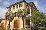 The Aiken-Rhett house in downtown Charleston, SC, a National Historic Landmark district.