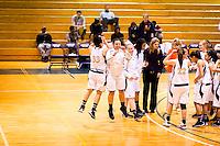 W. Basketball | Mendocino v. Napa | February 19th, 2014