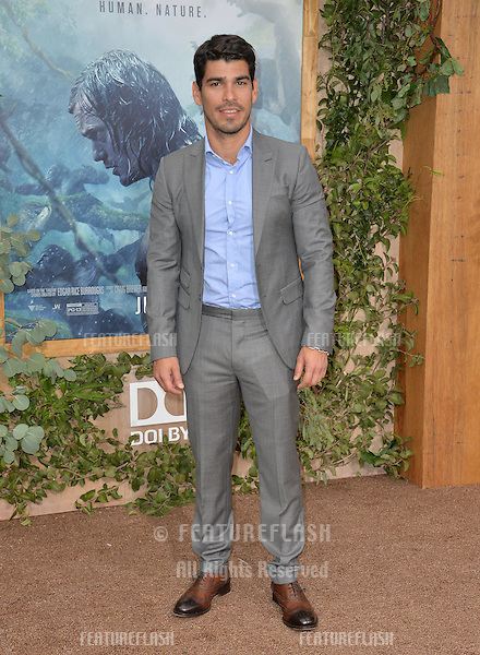 LOS ANGELES, CA. June 27, 2016: Actor Raul Castillo at the world premiere of &quot;The Legend of Tarzan&quot; at the Dolby Theatre, Hollywood.<br /> Picture: Paul Smith / Featureflash