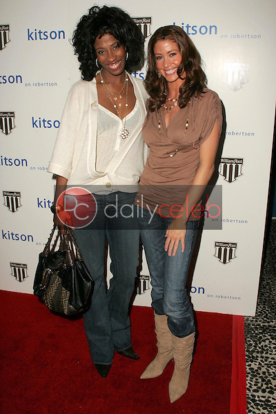 Shondrella Avery and Shannon Elizabeth<br />
