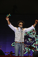 Kalimba durante su concierto en la Valeria durante la Feria Internacional de Durango 2012.<br /> *Durango**14*Julio*2012*.<br /> (***Photo:©*C-Marque/NortePhoto.com**)<br /> *NORTEPHOTO.COM*<br /> **CREDITO*OBLIGATORIO** *No*Venta*A*Terceros* *No*Sale*So*third* *No*Se *Permite*Hacer*Archivo**