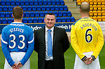 St Johnstone FC...Season 2011-12.Sponsor from Easy Heat Billy Murphy.Picture by Graeme Hart..Copyright Perthshire Picture Agency.Tel: 01738 623350  Mobile: 07990 594431