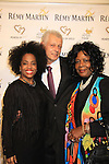 """Another World's Rhonda Ross (event co-host) and friends at Hearts of Gold's 16th Annual Fall Fundraising Gala & Fashion Show """"Come to the Cabaret"""", a benefit gala for Hearts of Gold on November 16, 2012 at the Metropolitan Pavilion, New York City, New York.   (Photo by Sue Coflin/Max Photos)"""