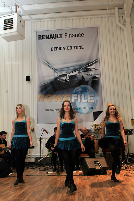 Official Opening of Blackstone Motors Renault...(Photo credit should read Jenny Matthews www.newsfile.ie)....This Picture has been sent you under the conditions enclosed by:.Newsfile Ltd..The Studio,.Millmount Abbey,.Drogheda,.Co Meath..Ireland..Tel: +353(0)41-9871240.Fax: +353(0)41-9871260.GSM: +353(0)86-2500958.email: pictures@newsfile.ie.www.newsfile.ie.