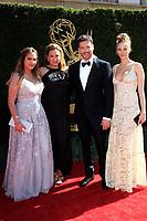 PASADENA - APR 30: Harry Connick, Jr., Jill Goodacre at the 44th Daytime Emmy Awards at the Pasadena Civic Center on April 30, 2017 in Pasadena, California