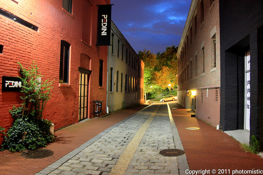 cady alley.<br /> georgetown, washington, d.c.