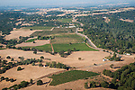 Over Amador County-aerials along Ridge Road-Aparicio, Avio, Sierra Ridge