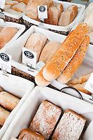 Bread in Baskets