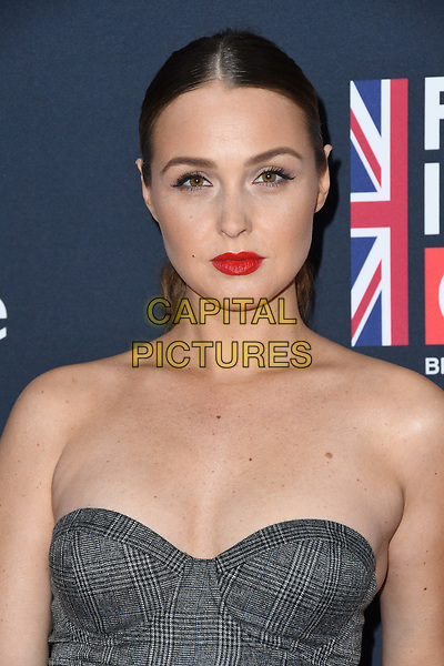 02 March 2018 - Los Angeles, California - Camilla Luddington. Film is GREAT Reception to honor British Nominees held at a Private Residence. <br /> CAP/ADM/BT<br /> &copy;BT/ADM/Capital Pictures