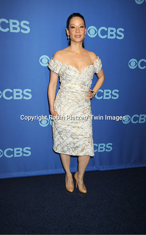 attends the CBS Prime Time 2013 Upfront on May 15, 2013 at Lincoln Center in New York City.
