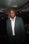 Actor Steve Harris Attends Tennessee Williams A Streetcar Named Desire Opening Night Party Held at the Copacabana, NY 4/22/12