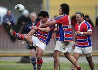 110723 Wanganui Club Rugby Final - Kaierau v Ratana