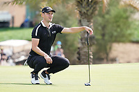 Martin Kaymer (GER) on the 7th during Round 3 of the Saudi International at the Royal Greens Golf and Country Club, King Abdullah Economic City, Saudi Arabia. 01/02/2020<br /> Picture: Golffile | Thos Caffrey<br /> <br /> <br /> All photo usage must carry mandatory copyright credit (© Golffile | Thos Caffrey)