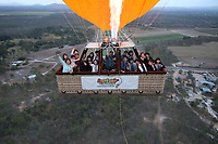 20170918 18 September Hot Air Balloon Cairns