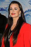 "HOLLYWOOD, CA - NOVEMBER 19: Kyle Richards at the World Premiere Of Walt Disney Animation Studios' ""Frozen"" held at the El Capitan Theatre on November 19, 2013 in Hollywood, California. (Photo by David Acosta/Celebrity Monitor)"