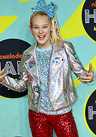 www.acepixs.com<br /> <br /> November 4 2017, New York City<br /> <br /> JoJo Siwa arriving at the Nickelodeon Halo Awards 2017 at Pier 36 on November 4, 2017 in New York City<br /> <br /> By Line: Nancy Rivera/ACE Pictures<br /> <br /> <br /> ACE Pictures Inc<br /> Tel: 6467670430<br /> Email: info@acepixs.com<br /> www.acepixs.com