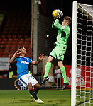 Ryan Scully saves from Alfredo Morelos