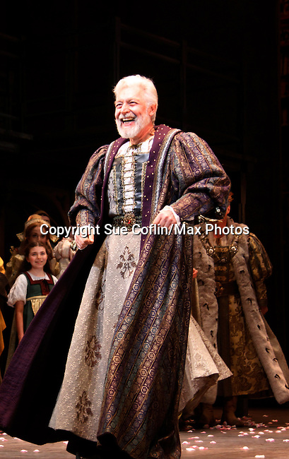 Tony Sheldon - Leonardo da Vinci - Paper Mill Playhouse presents the world premiere of the the new musical Ever After starring Christine Ebersole, Charles Shaughnessy, Julie Halson, Tony Sheldon James Snyder, Margo Seibert, John Hillard, Andrew Keenan-Bolger on May 31, 2015 with curtain call followed by gala at Charlie Bowns in Millburn, New Jersey (Photos by Sue Coflin/Max Photos)