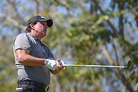 Phil Mickelson (USA) watches his tee shot on 3 during round 1 of the Arnold Palmer Invitational at Bay Hill Golf Club, Bay Hill, Florida. 3/7/2019.<br /> Picture: Golffile | Ken Murray<br /> <br /> <br /> All photo usage must carry mandatory copyright credit (&copy; Golffile | Ken Murray)