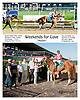 Weekends for Love winning at Delaware Park on 9/5/13