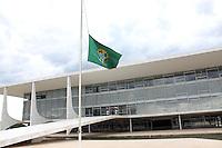BRASÍLIA, DF 06 DE MARÇO 2013. PRESIDENTA DILMA ROUSSEFF DECRETA LUTO DE 3 DIAS EM HOMENAGEM A MORTE DE HUGO CHÁVEZ.  A presidenta Dilma Rousseff decreta luto de 3 dias em todo pais em homenagem a morte do presidente da Venezuela Hugo Chávez..FOTO RONALDO BRANDÃO/BRAZIL PHOTO PRESS