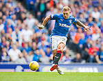 Martyn Waghorn gets Rangers' first goal of the new league season