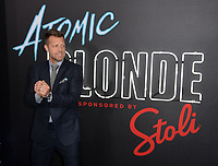 David Leitch at the premiere for &quot;Atomic Blonde&quot; at The Theatre at Ace Hotel, Los Angeles, USA 24 July  2017<br /> Picture: Paul Smith/Featureflash/SilverHub 0208 004 5359 sales@silverhubmedia.com