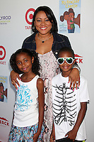 CULVER CITY, CA - AUGUST 12:  Lela Rochon at the 3rd Annual My Brother Charlie Family Fun Festival at Culver Studios on August 12, 2012 in Culver City, California.  Credit: mpi26/MediaPunch Inc.
