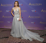 Christy Altomare attends Broadway Opening Night After Party for 'Anastasia' at the Mariott Marquis Hotel on April 24, 2017 in New York City.
