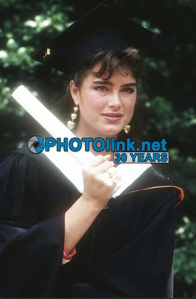 Brooke Shields 1987<br /> Photo By John Barrett/PHOTOlink.