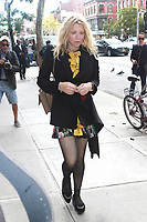 NEW YORK, NY - SEPTEMBER 8: Courtney Love seen on September 8, 2017 in New York City. <br /> CAP/MPI/DC<br /> &copy;DC/MPI/Capital Pictures