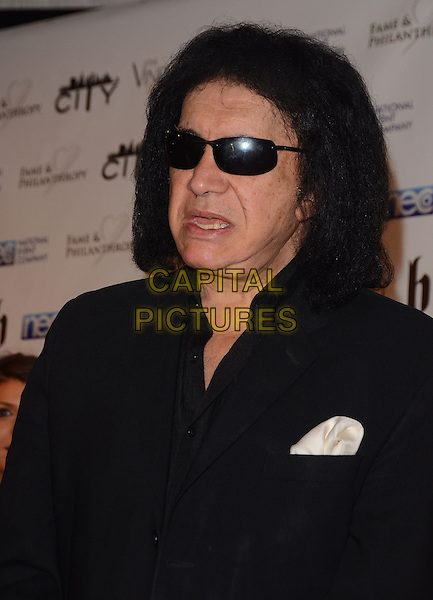 02 March 2014 - Beverly Hills, California - Gene Simmons.  Fame and Philanthropy Post-Oscar Gala celebrating the 86th Annual Academy Awards held at The Vineyard Beverly Hills. <br /> CAP/ADM/BT<br /> &copy;Birdie Thompson/AdMedia/Capital Pictures