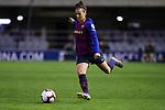 UEFA Women's Champions League 2018/2019.<br /> Quarter Finals.<br /> FC Barcelona vs LSK Kvinner FK: 3-0.<br /> Melanie Serrano.
