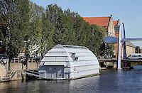 ARK Fryslân. Centrum voor Architectuur en Ruimtelijke Kwaliteit in Leeuwarden