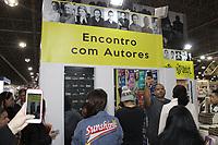 SAO PAULO, SP, 03.08.2018 - BIENAL-LIVRO-SP - Publico durante a 25ª Bienal Internacional do Livro de São Paulo no Anhembi na região norte de São Paulo, nesta sexta-feira, 03 (Foto: Felipe Ramos / Brazil Photo Press)