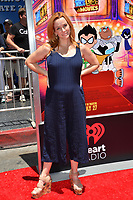 "Annie Wersching at the premiere for ""Teen Titans Go! to the Movies"" at the TCL Chinese Theatre, Los Angeles, USA 22 July 2018<br /> Picture: Paul Smith/Featureflash/SilverHub 0208 004 5359 sales@silverhubmedia.com"