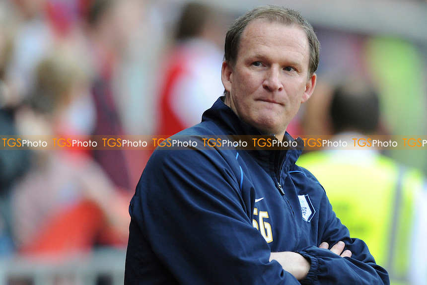 Preston North End manager Simon Grayson - Rotherham United vs Leyton Orient - Sky Bet League One Promotion Play-Off Semi-Final 2nd Leg at the New York Stadium, Rotherham - 15/05/14 - MANDATORY CREDIT: Greig Bertram/TGSPHOTO - Self billing applies where appropriate - 0845 094 6026 - contact@tgsphoto.co.uk - NO UNPAID USE