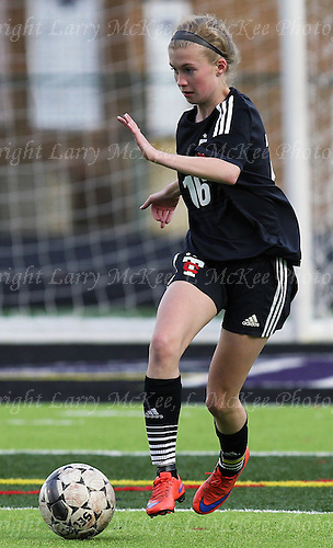Bloomfield Hills vs Troy, varsity soccer action at Bloomfield Hills Lahser Field Monday, May 16, 2016. Photos: Larry McKee, L McKee Photography. PLEASE NOTE: ALL PHOTOS ARE CUSTOM CROPPED. THIS CAN CAUSE EXTRA WHITE SPACE AROUND BORDERS. BEFORE PURCHASING AN IMAGE, PLEASE CHOOSE PROPER PRINT FORMAT TO BEST FIT IMAGE DIMENSIONS.  L McKee Photography, Clarkston, Michigan. L McKee Photography, Specializing in Action Sports, Senior Portrait and Multi-Media Photography. Other L McKee Photography services include business profile, commercial, event, editorial, newspaper and magazine photography. Oakland Press Photographer. North Oakland Sports Chief Photographer. L McKee Photography, serving Oakland County, Genesee County, Livingston County and Wayne County, Michigan. L McKee Photography, specializing in high school varsity action sports and senior portrait photography.