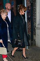 DEC 12 Jennifer Lopez seen in New York City