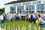 11 couples were present for the launch of the Tralee rugby club 'Strictly Come Dancing' fundraiser for the club, which takes place on June 29th next in the Ballyroe heights hotel, Tralee.