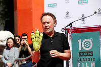 Billy Crystal Hand and Foot Prints Ceremony