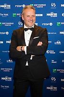 François Troukens lors de la 9ème Cérémonie des Magritte du Cinéma, qui récompense le septième art belge, au Square, à Bruxelles.<br /> Belgique, Bruxelles, 2 février 2019.<br /> François Troukens  pictured during the 9th edition of the Magritte du Cinema awards ceremony, <br /> Belgium, Brussels, 2 February 2019.
