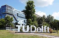 Nederland Delft - 2018. Campus van de Technische Universiteit.   Foto Berlinda van Dam / Hollandse Hoogte