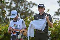 Keegan Bradley (USA) looks over his tee shot on 2 during round 3 of the Arnold Palmer Invitational at Bay Hill Golf Club, Bay Hill, Florida. 3/9/2019.<br /> Picture: Golffile | Ken Murray<br /> <br /> <br /> All photo usage must carry mandatory copyright credit (© Golffile | Ken Murray)