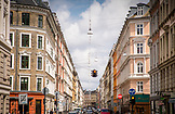 DENMARK, Copenhagen, Streets of Copenhagen, Europe