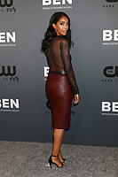 LOS ANGELES - AUG 4:  Azie Tesfai at the  CW Summer TCA All-Star Party at the Beverly Hilton Hotel on August 4, 2019 in Beverly Hills, CA