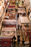 In October 2007, National Iranian Carpet Center revealed that hand-woven carpets have ranked first in country's non-oil exports. Nearly five million workers are engaged in the Iranian carpet industry, making it one of the largest in the country.