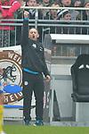 10.03.2018,  Millerntor-Stadion, Hamburg, GER, 2. FBL, 1.FC St.Pauli vs Eintracht Braunschweig im Bild Trainer Torsten Lieberknecht (Braunschweig) Foto © nordphoto / Witke *** Local Caption ***