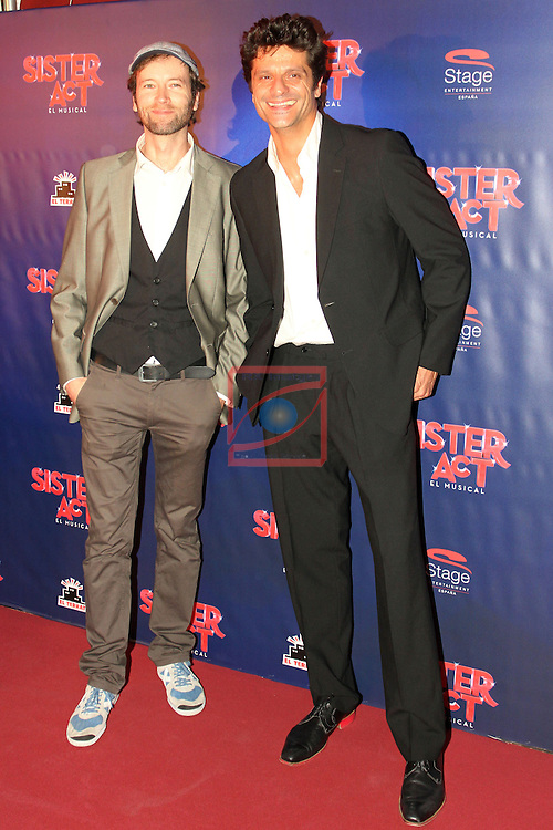 Premiere Sister Act in Barcelona.<br /> Joel Joan.
