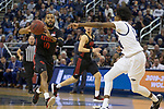 San Diego State guard KJ Feagin (10) passes the ball against Nevada during the second half of a basketball game played at Lawlor Events Center in Reno, Nev., Saturday, Feb. 29, 2020. (AP Photo/Tom R. Smedes)